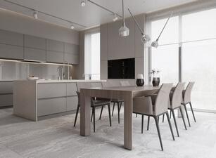 кухня с островом 159а