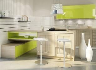 кухня с островом 170а