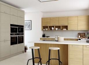 кухня с островом 173а