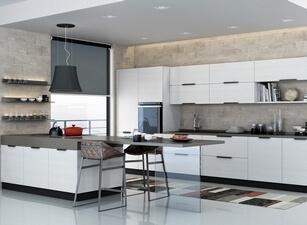 кухня с островом 174а