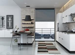 кухня с островом 176а