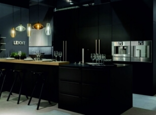 кухня хайтек 002а
