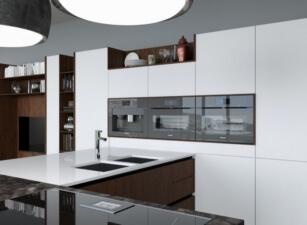 кухня хайтек 020а