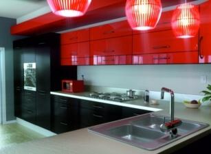 кухня хайтек 021а