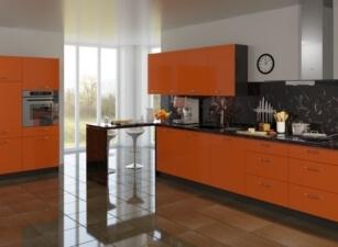 кухня хайтек 026а