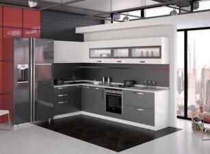 кухня хайтек 031а