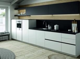 кухня хайтек 041а
