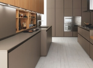 кухня хайтек 063а