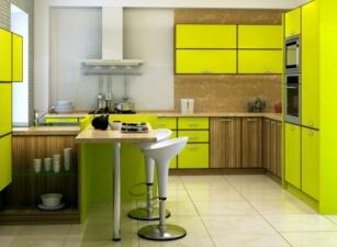 кухня хайтек 071а