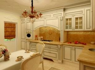 Кухня итальянская 003а