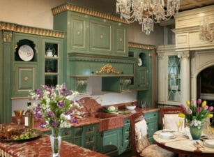 Кухня итальянская 009а