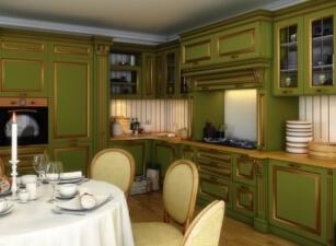 Кухня итальянская 010а