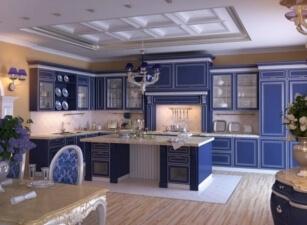 Кухня итальянская 046а
