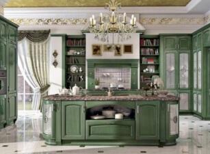 Кухня итальянская 049а