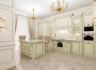 Кухня итальянская 057а