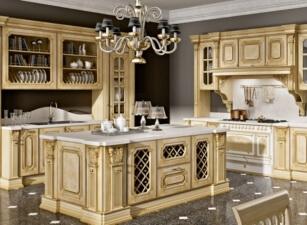 Кухня итальянская 063а