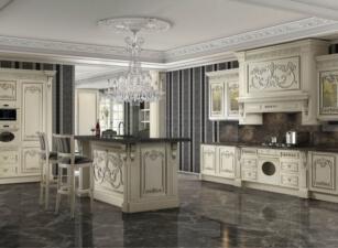 Кухня итальянская 073а