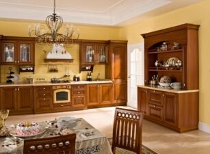 Кухня итальянская 075а
