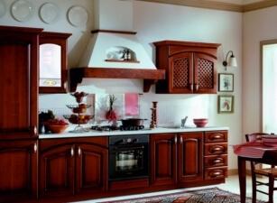 Кухня итальянская 077а