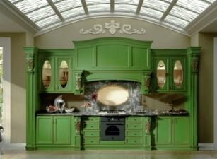 Кухня итальянская 095а