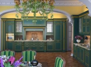 Кухня итальянская 098а