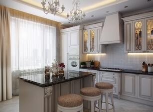 кухня классическая 106а
