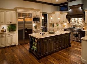кухня классическая 110а