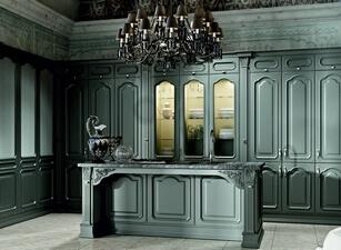 кухня классическая 111а