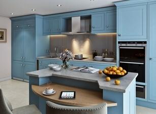 кухня классическая 114а