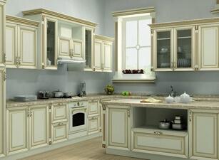 кухня классическая 116а