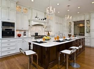 кухня классическая 117а