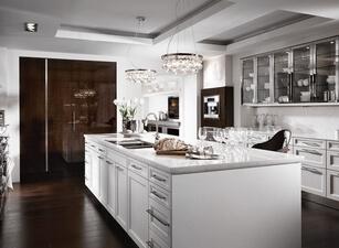 кухня классическая 121а