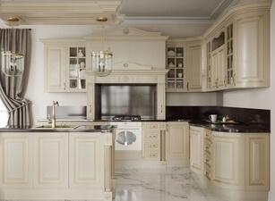 кухня классическая 124а
