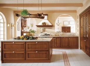 кухня классическая 127а