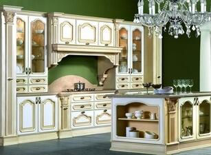 кухня классическая 133а