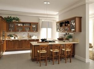 кухня классическая 134а