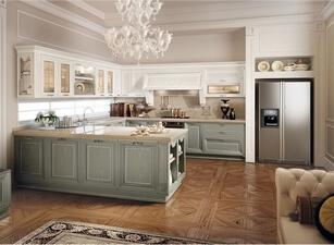 кухня классическая 138а