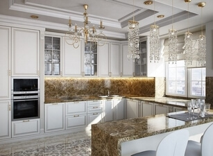 кухня классическая 140а