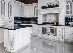 кухня классическая 143а