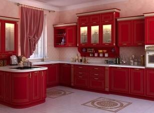 кухня классическая 145а