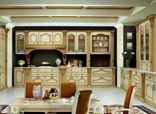 кухня классическая 146а