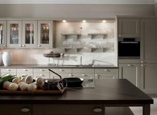 кухня классическая 158а