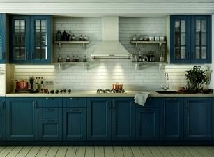 кухня классическая 165а