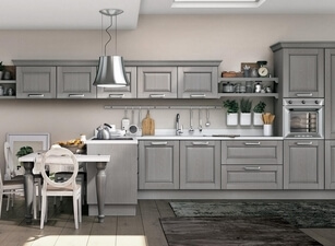 кухня классическая 169а