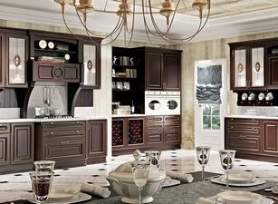 кухня классическая 170а
