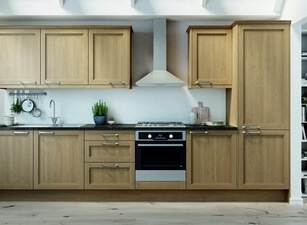 кухня классическая 172а