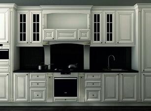 кухня классическая 176а