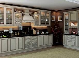 кухня классическая 178а