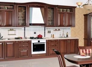 кухня классическая 182а