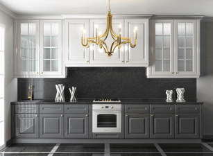 кухня классическая 183а